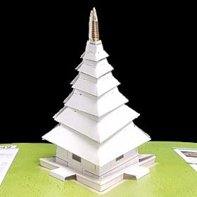 미륵사지 석탑