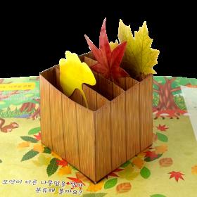 펀북 생태 [숲과 나뭇잎]