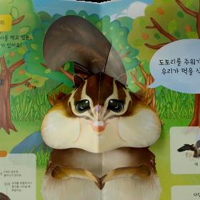 펀북 생태 [귀여운 다람쥐들]
